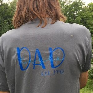 Personalized T-shirt's